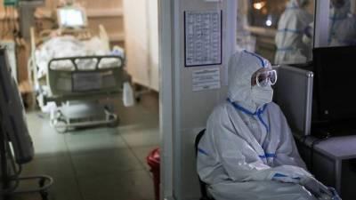 В России поставлен абсолютный антирекорд по суточному приросту больных коронавирусом