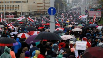 Около трех тысяч человек привлекли к ответственности из-за протестов в Минске