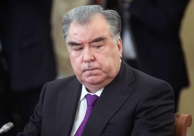 Рахмон получил более 90% голосов на выборах президента Таджикистана