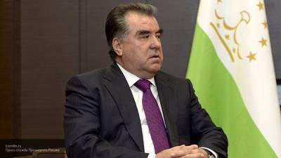 Эмомали Рахмон набрал 90,92% голосов на выборах президента Таджикистана