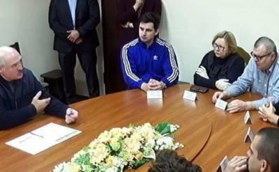 Из СИЗО КГБ Белоруссии отпустили двух участников недавней встречи с Александром Лукашенко