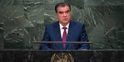 Действующий лидер Таджикистана получил больше 90 процентов голосов на выборах