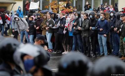 В Минске к ответственности за протесты привлекли около 3 тысяч человек