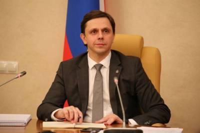 Губернатор Орловской области сообщил о заражении COVID-19