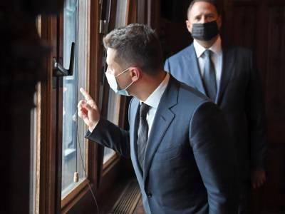 Во время визита в Великобританию Зеленский тайно встретился с главой МИ-6 – СМИ