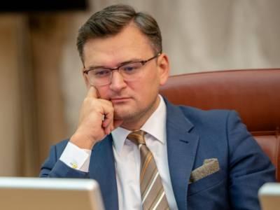 Украина присоединится к санкциям ЕС против Лукашенко - Кулеба