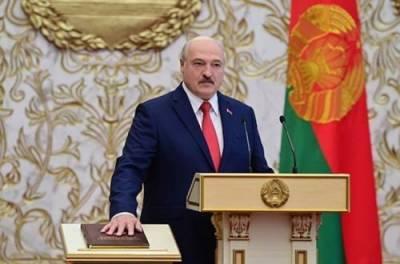 Киев поддержал санкции ЕС против Лукашенко
