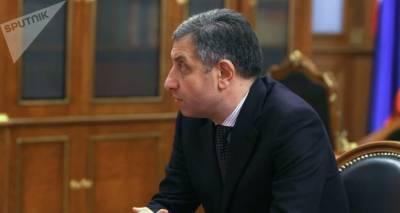 Экс-премьер Грузии Ногаидеди: в деле о картах есть вина Саакашвили