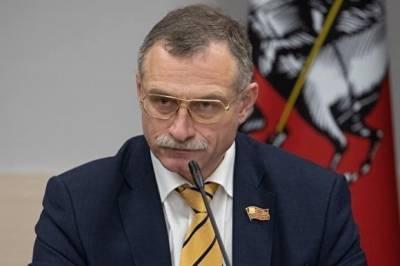 В Мосгордуме попросили прокурора проверить указ мэра о переводе на удаленку 30% персонала