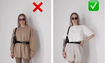 Одни и те же вещи, а образы такие разные: блогер показала, как модно носить обычную одежду (и как не следует)