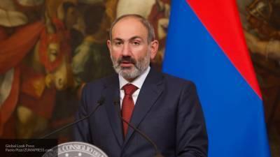 Пашинян указал на переброску Турцией боевиков в Нагорный Карабах