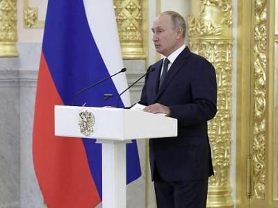 В Кремле уточнили, когда Путин выступит с обращением по поводу COVID-19