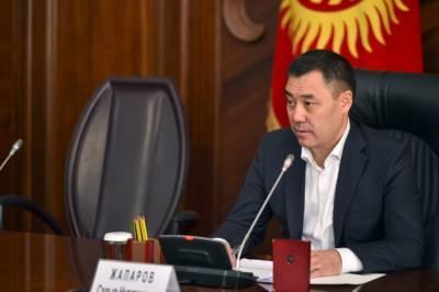 В Кыргызстане утвердили премьер-министра: Чиновник ожидает отставки президента до конца дня