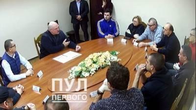 Встреча в СИЗО. Лукашенко запустил процесс милосердия
