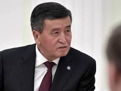 Премьер Киргизии спрогнозировал дату отставки президента