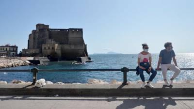 В Италии зафиксировали антирекорд по числу новых случаев коронавируса
