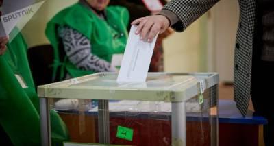 Парламентские выборы в Грузии пройдут при рекордном числе наблюдателей