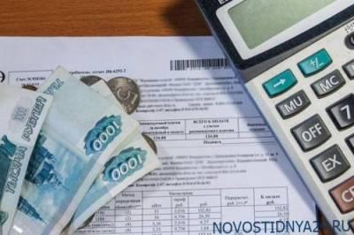 Комиссии при оплате за услуги ЖКХ для физлиц отменят в России с 2021 года