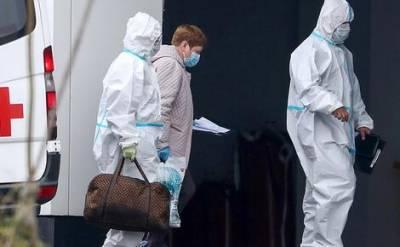 За последние сутки в России выявлено 13 754 новых случая коронавируса