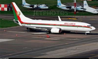 Немецкие рабочие отказались обслуживать самолет Лукашенко, как когда-то отказали Чаушеску