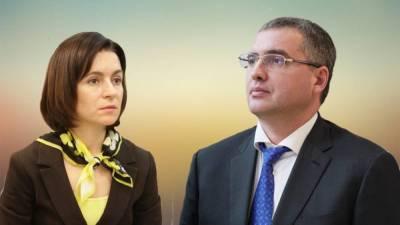 С Санду и Усатым будут работать бывшие политтехнологи Плахотнюка