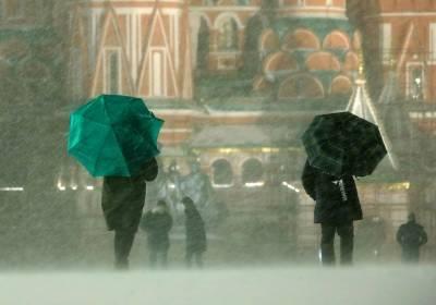 Прогноз погоды: Россию ждёт зимнее вторжение