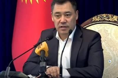 Премьер-министр Киргизии принял полномочия президента