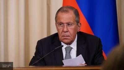 Лавров обсудил с главой МИД Турции ситуацию в Нагорном Карабахе