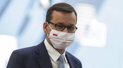 Польша ужесточает введенные из-за коронавируса ограничения