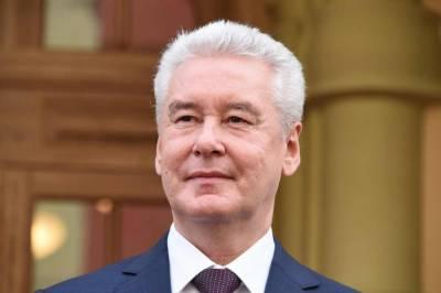 Собянин заявил о миллионе москвичей, которые уже перешли на «удаленку»