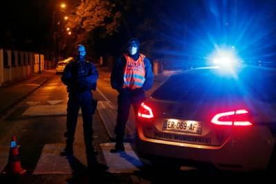 Четыре человека задержаны по делу об убийстве преподавателя во Франции