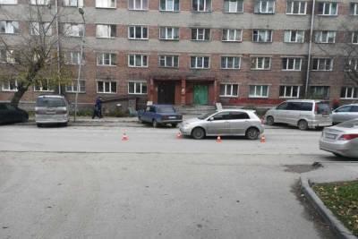 В Новосибирске сбитый машиной ребенок скрылся с места ДТП