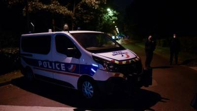Названо имя подозреваемого в убийстве учителя во Франции