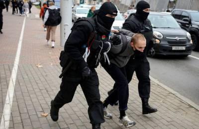 «Священная война»: в Минске полицейские задержали 40 человек
