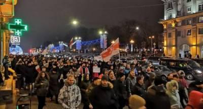 В Минске собирают «Партизанский Марш»
