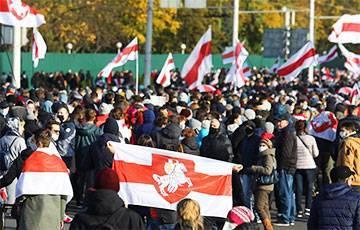 Правнук легендарного командира партизанского отряда Василия Коржа вышел на Партизанский марш