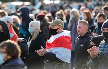 Сотни тысяч белорусов на Партизанском марше: лучшие кадры