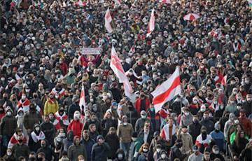 Партизанский марш поломал шаблон