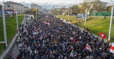 Максим Мирович: Невероятный Партизанский марш в Минске