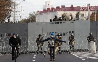 Партизанский марш. Продолжение кризиса в Беларуси