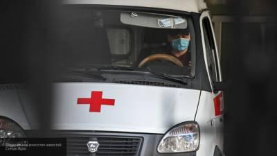Три человека госпитализированы после ДТП в Санкт-Петербурге