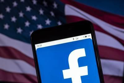 Facebook стал блокировать ссылки News Front после введения правил по выборам в США