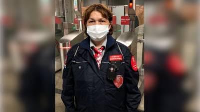 Угонщик погорел в московском метро на отсутствии перчаток