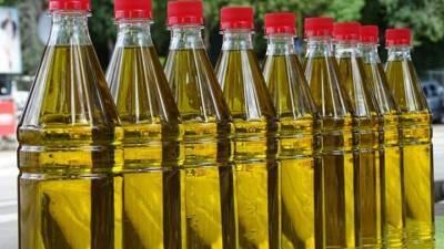 В России рекордно подскочили цены на подсолнечное масло