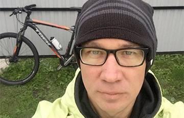 Велосипедист проехал 100 километров для участия в «Партизанском марше»