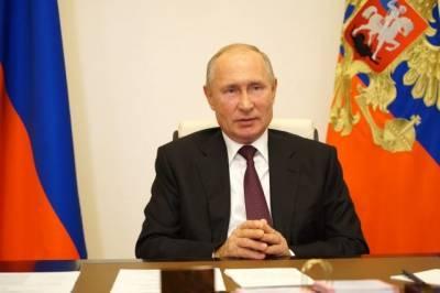 Путин: сотрудничество с Россией повышает обороноспособность Китая