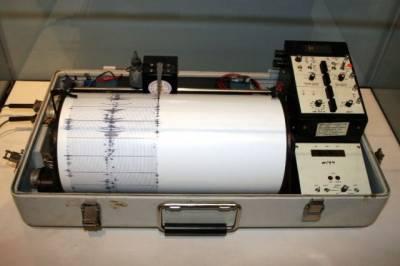 У берегов Греции зафиксированы подземные толчки магнитудой 5,2