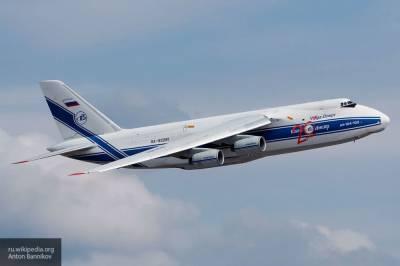 Киев не в состоянии обеспечить себя тяжелыми транспортными самолетами