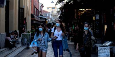 Комендантский час. Греция ужесточает карантин из-за коронавируса