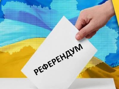 Власть боится проводить полноценный референдум – эксперт